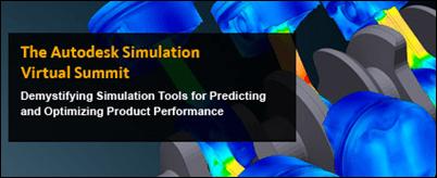 Autodesk Simulation Virtual Summit