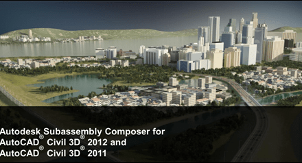 Civil 3D | Subassembly Composer Goes Live On Subscription