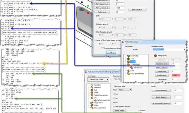 InventorCAM | Basic Machine Tool Movement Troubleshooting