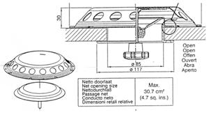 GrabCAD Saare Yacht Deck Vent Contest Diagram