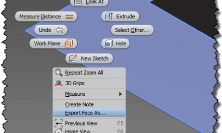 Inventor | Creating CNC cut files from your Inventor Models – Part 2