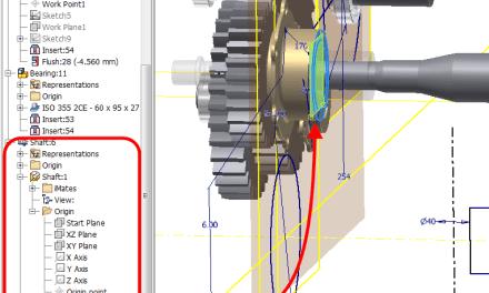 Inventor | Constraining Design Accelerators