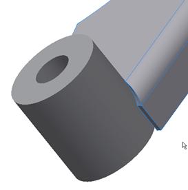 Autodesk Inventor 2012 Sheet Metal ready for Welding prep