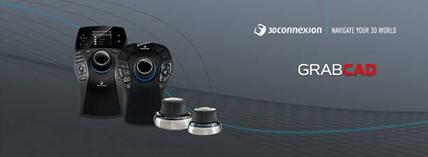 3Dconnexion GrabCAD Video Challenge