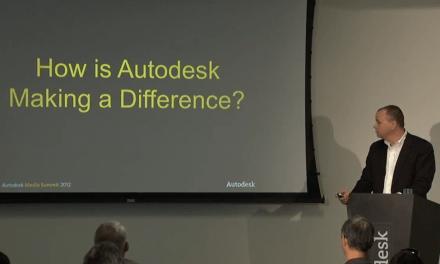 Autodesk Media Summit 2012 Keynote Video Part 3