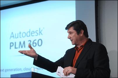 Buzz Kross discusses PLM 360