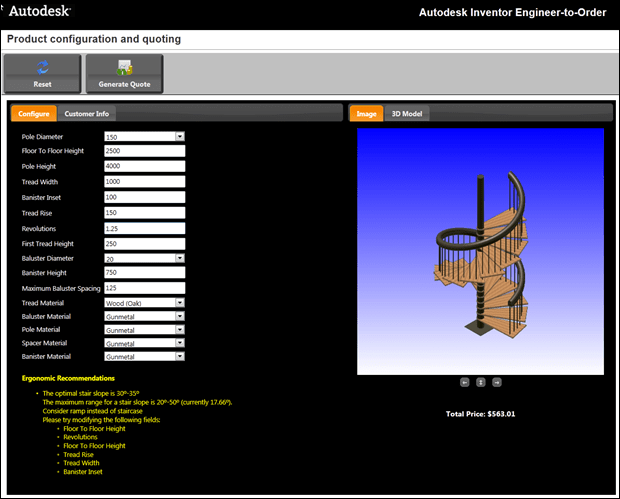 Autodesk Inventor Engineer-To-Order