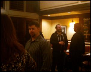 Rob Cohee, Al Dean, and Deelip Menezes at Autodesk Media Summit 2012