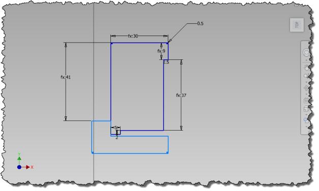 Inventor | Reusing Sketch Geometry