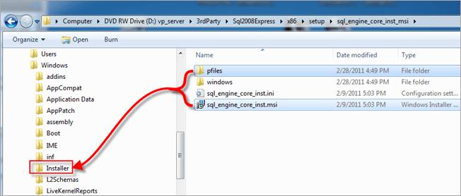 Autodesk Vault Server Uninstall SQL