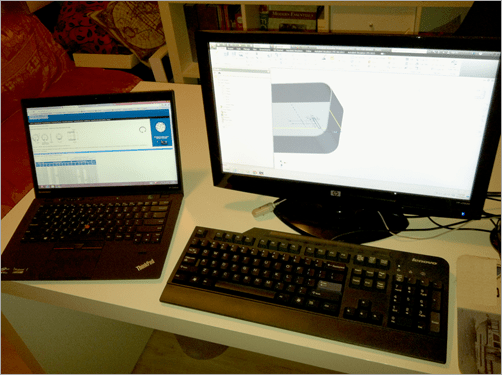 Lenovo Carbon X1 and the Lenovo D30