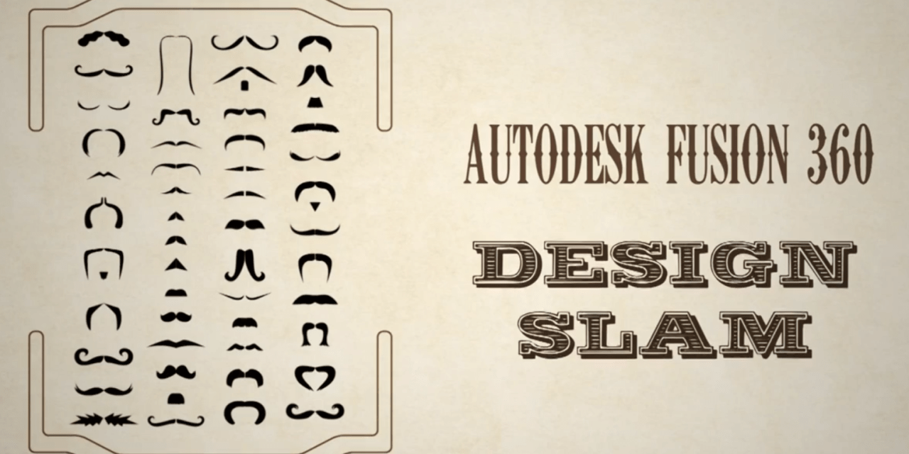 Autodesk University 2012 Fusion 360 Design Slam