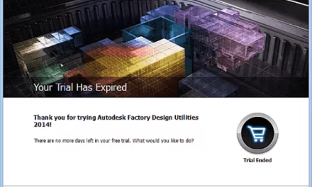 Autodesk Factory Design Suite Utilities Activation Problem