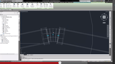 Autodesk Civil 3D | Pressure Pipes Network Information