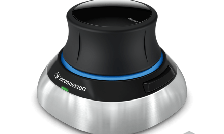 3Dconnexion® SpaceMouse WIRELESS