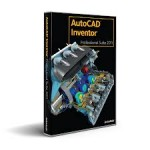 AutoCAD Inventor Suite 2011 Box Shot
