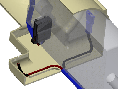 Autodesk inventor file remains unharmed after Simulation Mechanical adjustment
