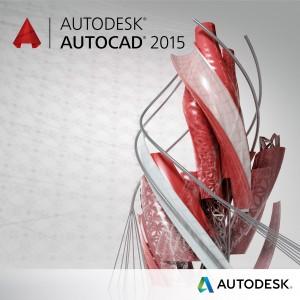 AutoCAD 2015 Badge (Large)