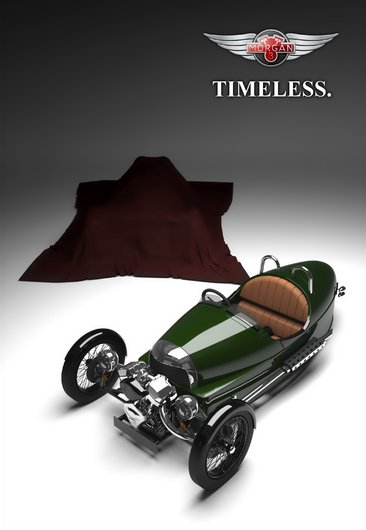 Morgan Motor Company Ad Competition Public Voting