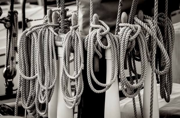 Ropes On The Fritha - Marc Connolly
