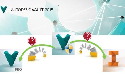 Autodesk Vault 2015 Download Behaviors Have Changed!