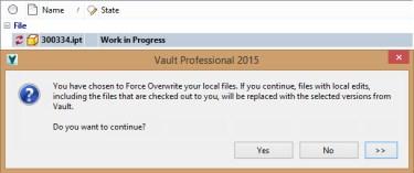 VC Different Version CO GET_FORCE_DL