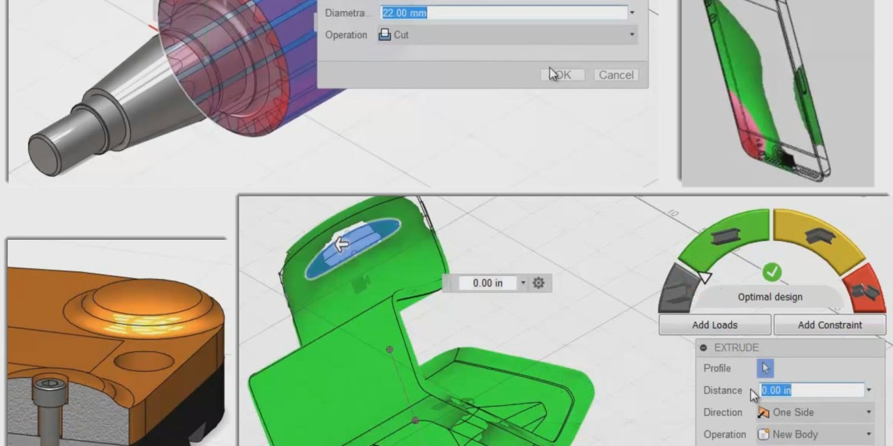 A Window into Autodesk Fusion 360's Near? Future