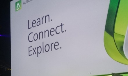 Learn Connect Explore… My Autodesk University Recap (Part 2)