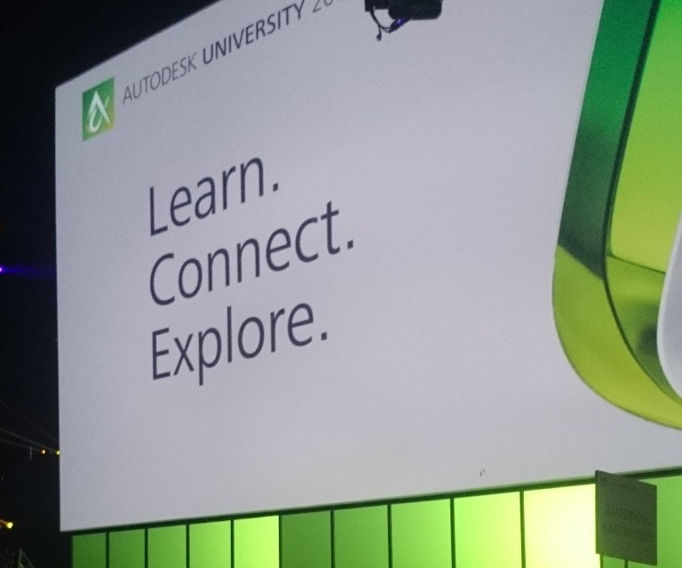 More Things Change… My Autodesk University Recap (Part 1)
