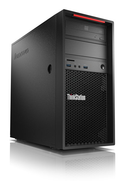 Lenovo ThinkStation P300 Tower Front