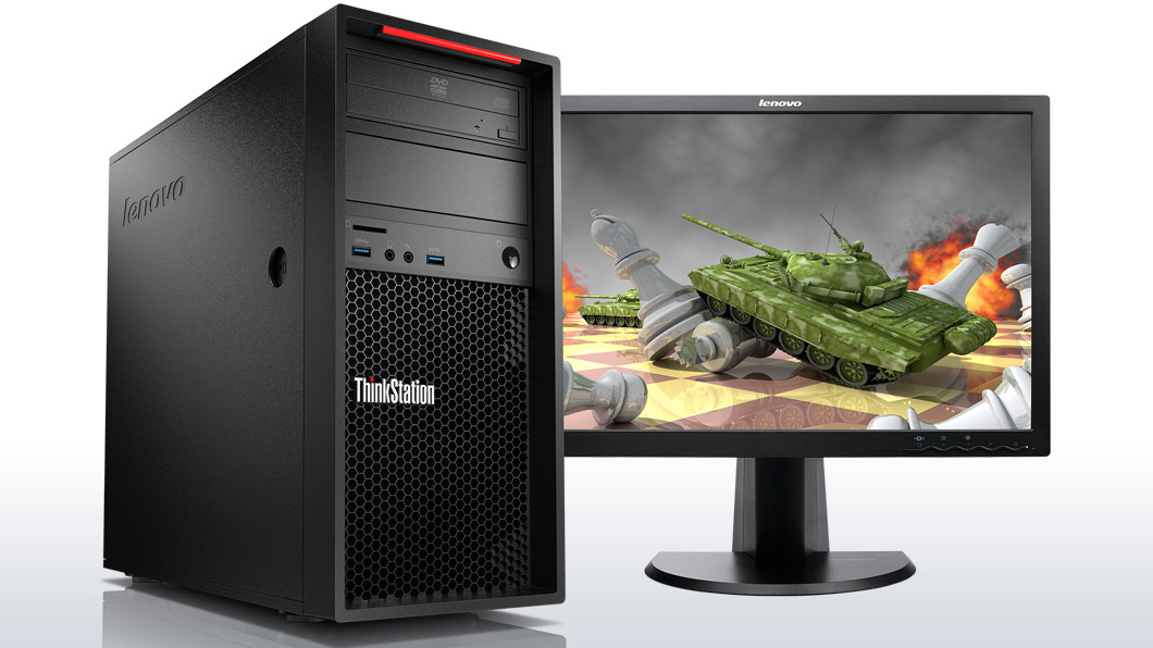 Review: Lenovo P300 Thinkstation