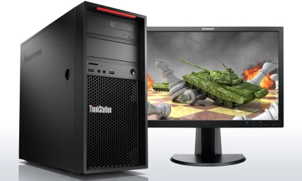 Review: Lenovo P300 Thinkstation