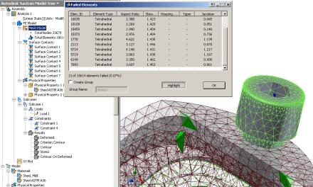 Autodesk Nastran In-CAD: Test Drive