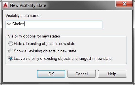 Dynamic Block Visibility - Create New Vis State