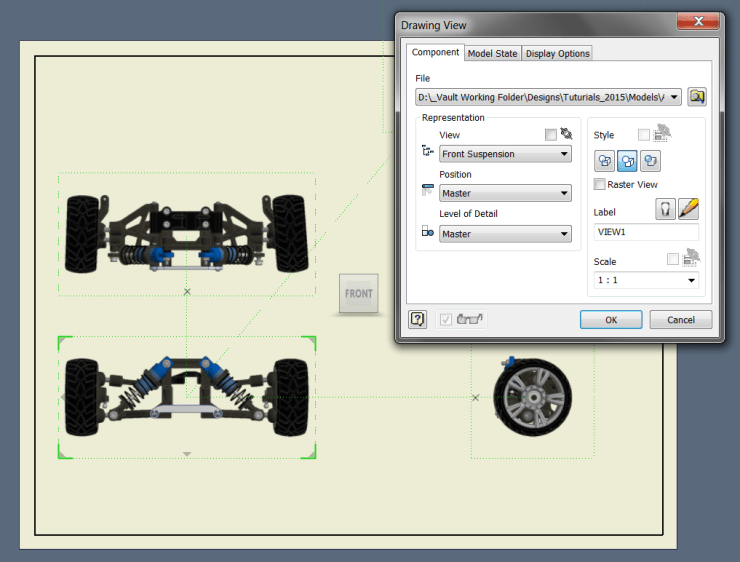 Inventor 2016 - Drawing Improvements