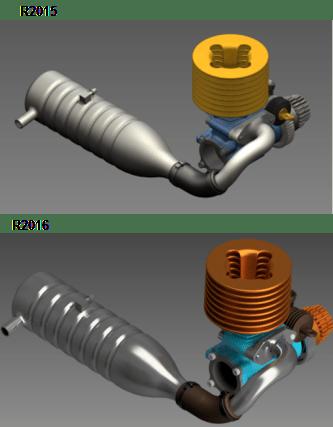 Inventor 2016 Studio Render Enhancements