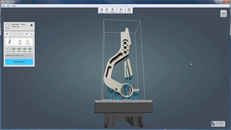 Autodesk Print Studio 2016