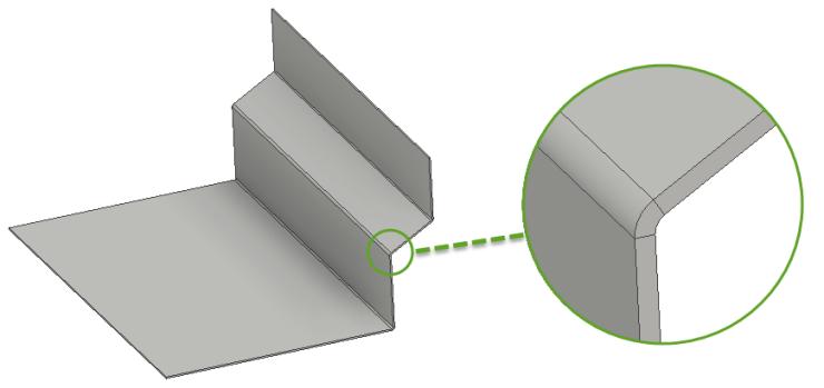 Contour Flange Bends