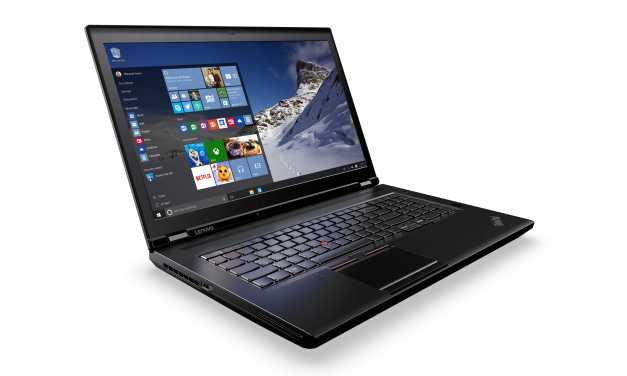 Lenovo Announces New P-Series Mobile Workstations