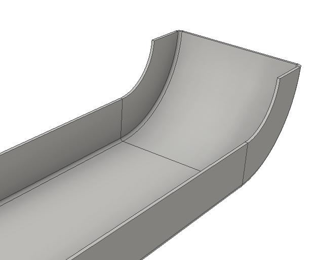 Autodesk Inventor Sheet Metal Contour Rolls
