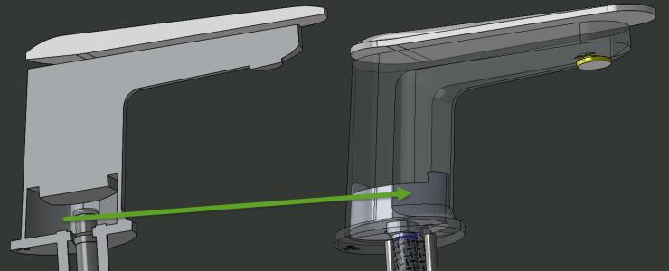 Solidworks 2016 BIM - Repair Patch Fill