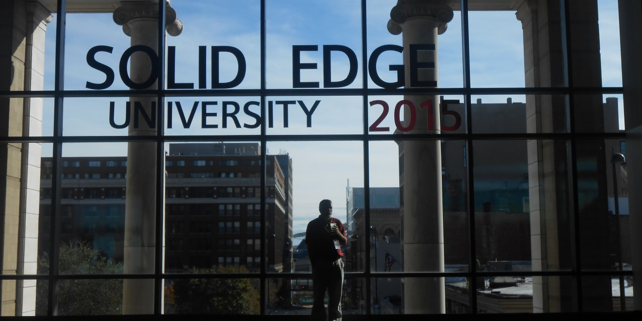 Solid Edge University 2015 Success