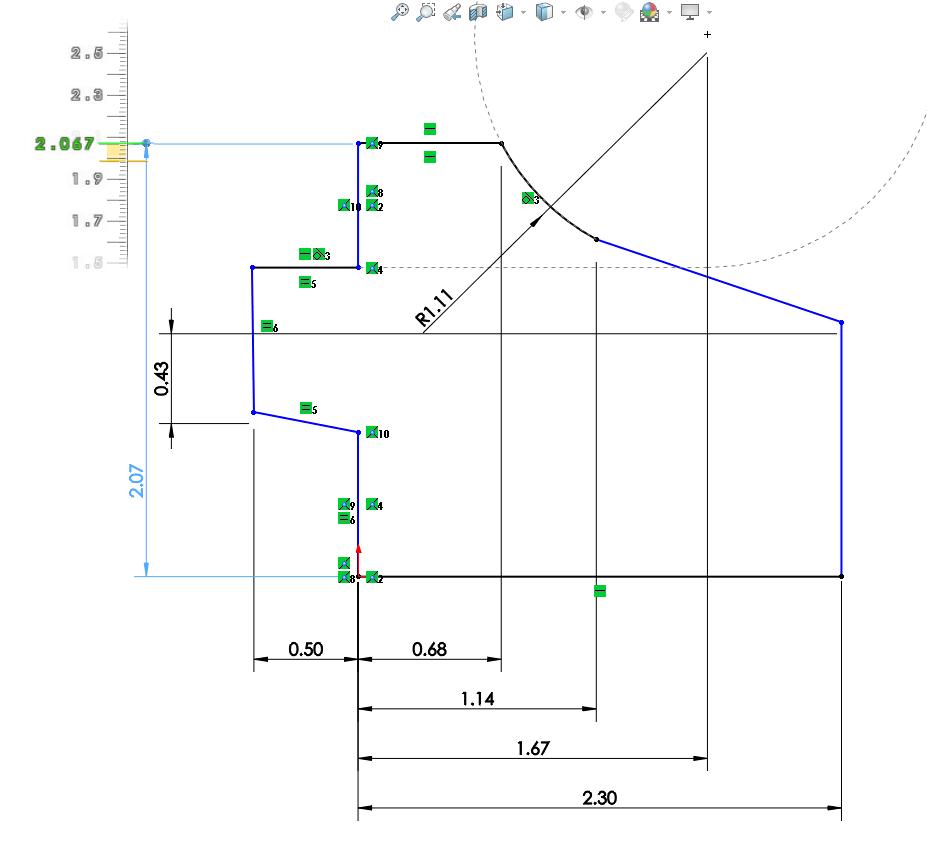 SWx Instant2D Ruler