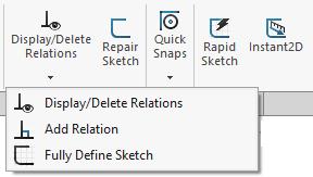 SolidWorks Sketch Dimensioning Tips | Design & Motion