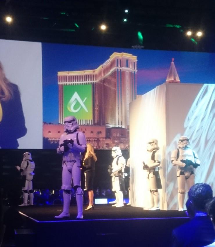 AU2015 Keynote Lynn Storm Troopers