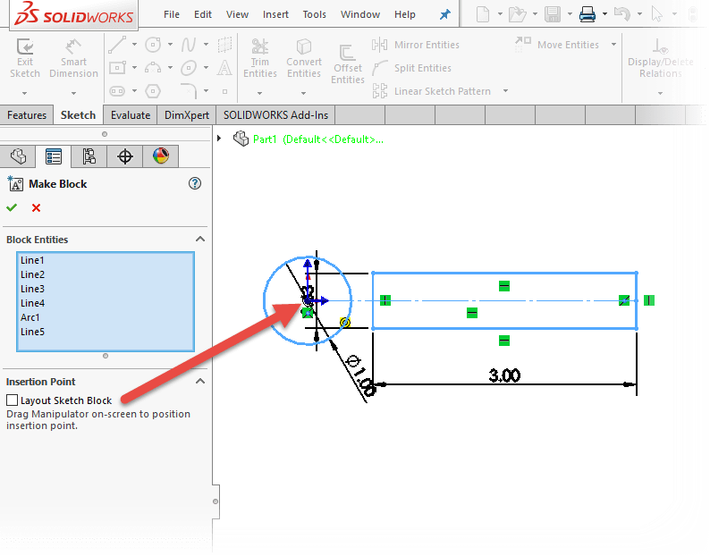 Why You Should Be Using Sketch Blocks in SolidWorks   Design