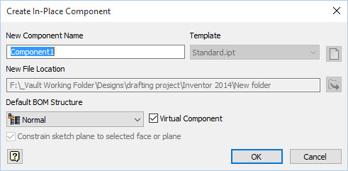 Using Vault Items as Your Inventor Virtual Component Library