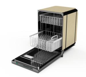 Dishwasher Inventor Studio Soft Lights 112