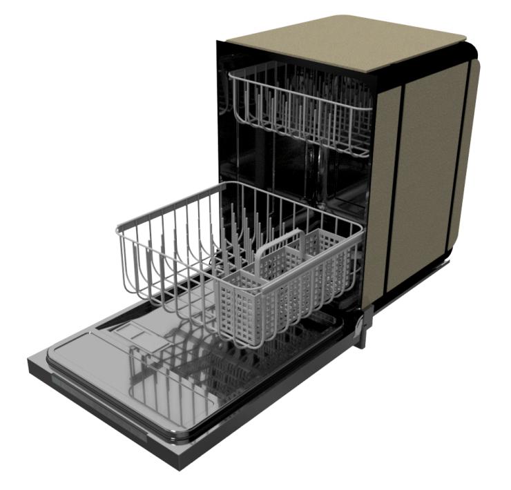 DishwasherP40-High300secs