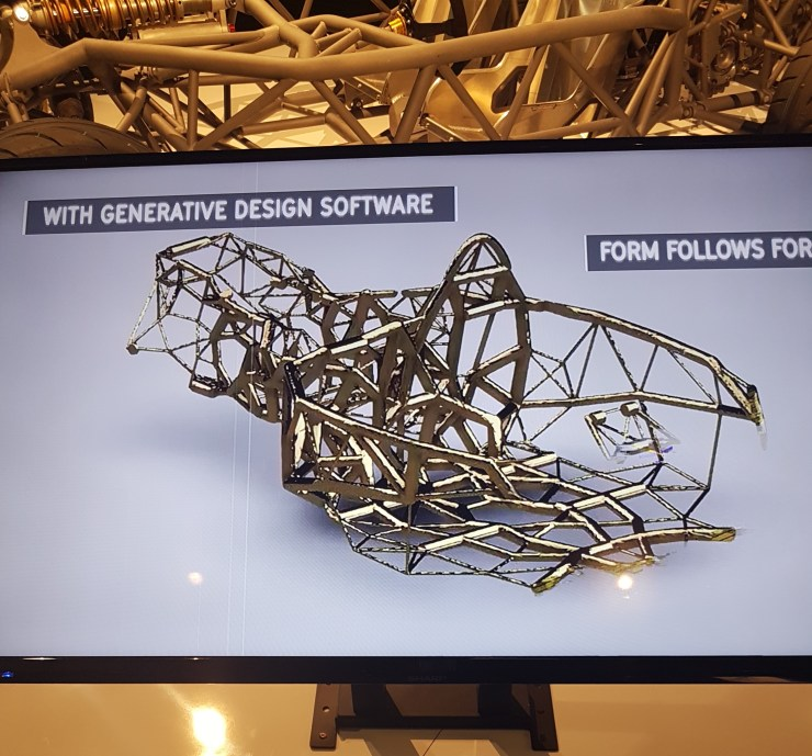 Hackrod Generative Design Future of Making Things